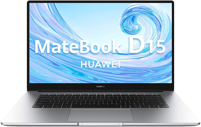 Huawei Matebook D15 la mejor opcion