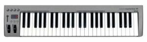 Controlador MIDI Acron Masterkey 49