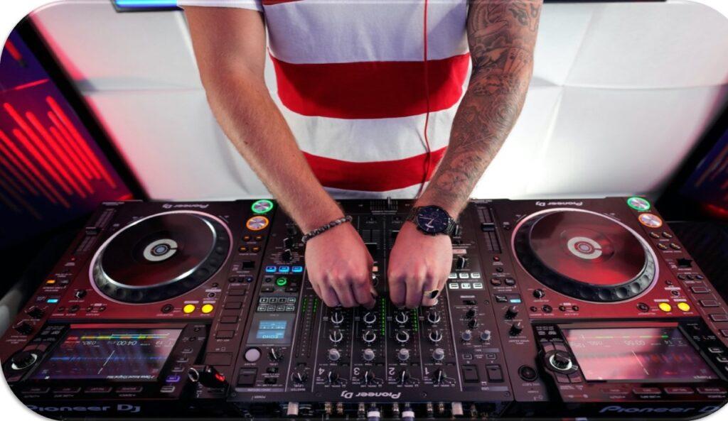 aprende a ser DJ