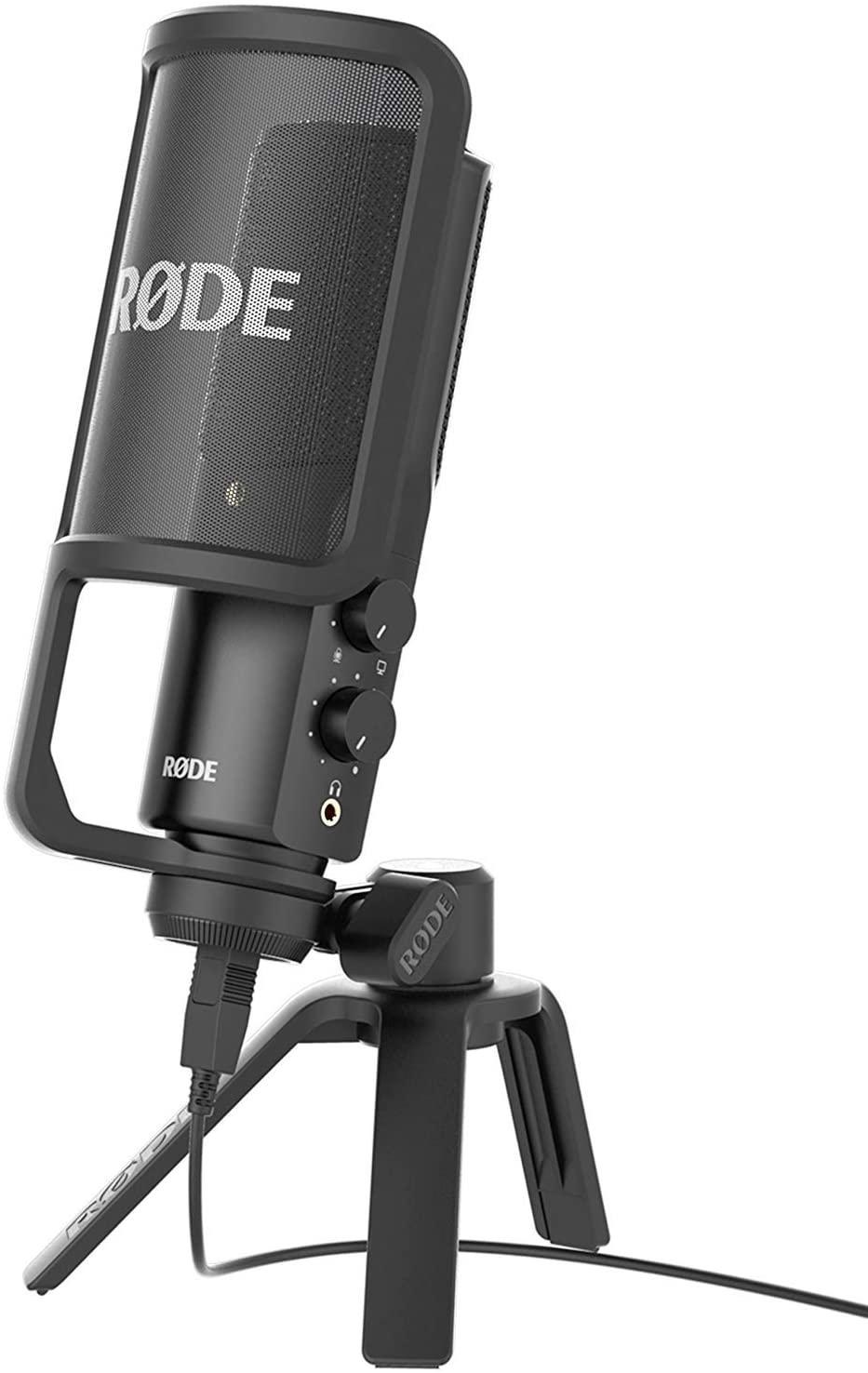 Micrófono para ASMR